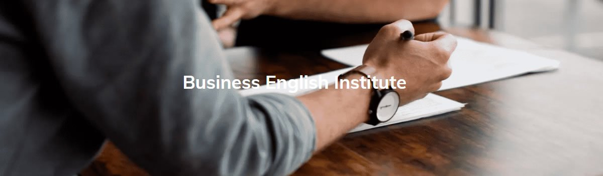 Business English Institute