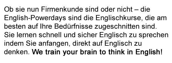 Englisch Firmenkunden in 5000 Aarau