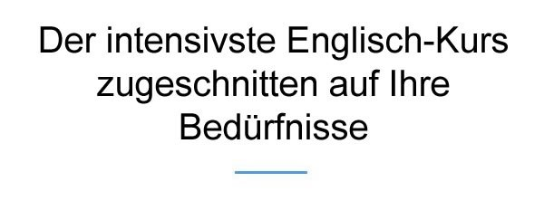 Englisch Intensiv Kurs in 90403 Nürnberg