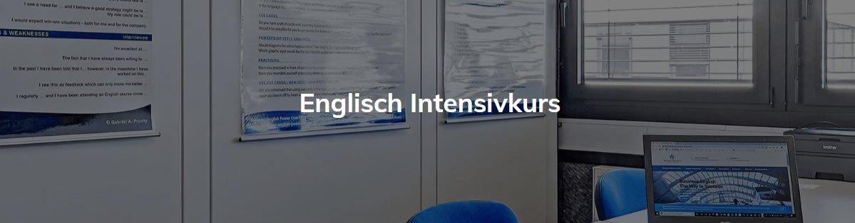 Englisch Intensivkurse
