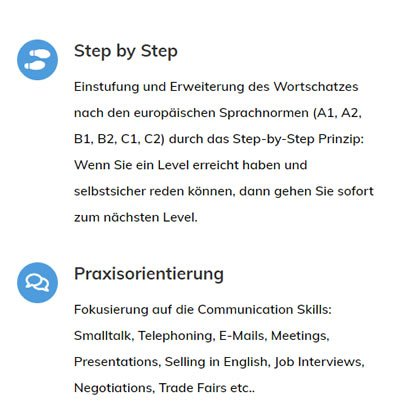 Englischschule für 74072 Heilbronn